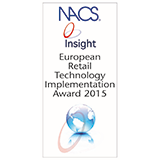 European Retail Technology Implementation Award 2015